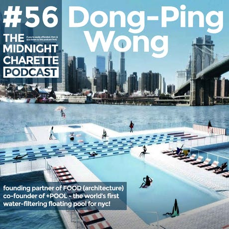 Interview with Dong-Ping Wong of FOOD & +POOL - Podcast Ep #56
