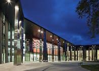 Palais de la Musique et des Congrès Strasbourg / Convention Centre Strasbourg