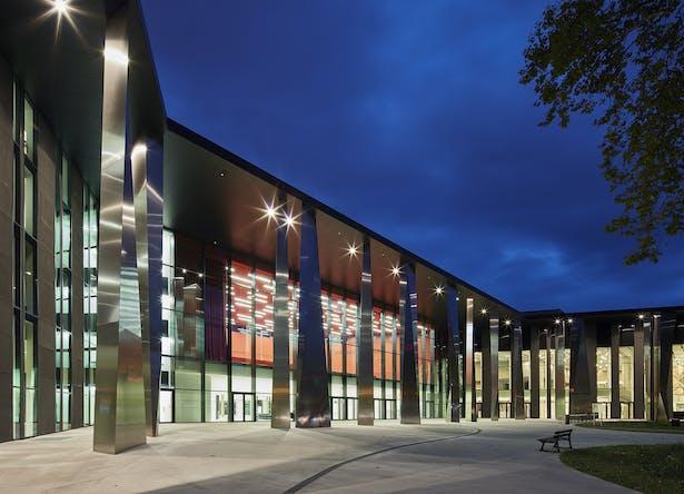 Palais de la Musique et des Congrès (PMC) Strasbourg