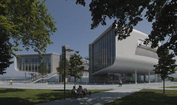 Renzo Piano's new museum in Spain shuns the 'Bilbao Effect'