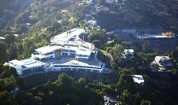 The half-billion-dollar Bel Air giga-mansion is still looking for a buyer