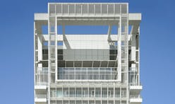 New Rothschild Tower by Richard Meier & Partners Completes in Tel Aviv's White City