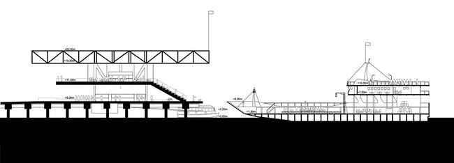 Section (Image: Point Supreme Architects)
