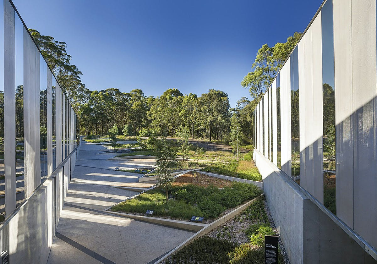 winners of australia u0026 39 s 2018 national landscape architecture awards have been announced