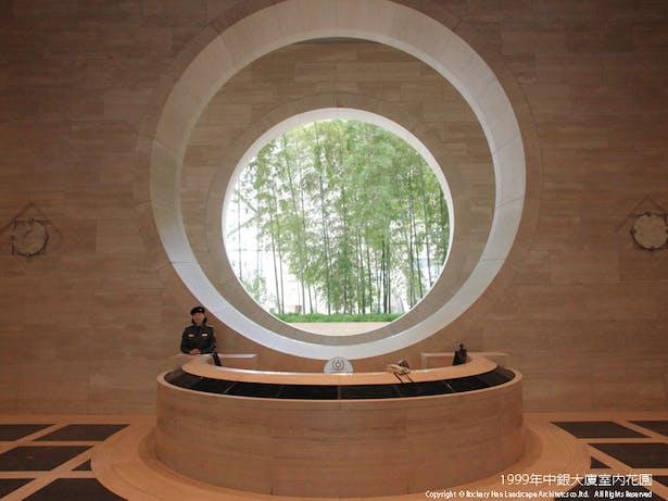 Scenery-Borrowing method in landscape design
