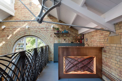 The Pump House. Structural Designer: Webb Yates Engineers. Architect: Fabric Space. Image courtesy of 2017 Structural Awards