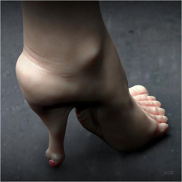 One Foot = 6 Toes: Anomalous British Measurement System
