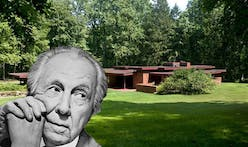New Jersey's Oldest and Largest Frank Lloyd Wright House Listed for $2.2M