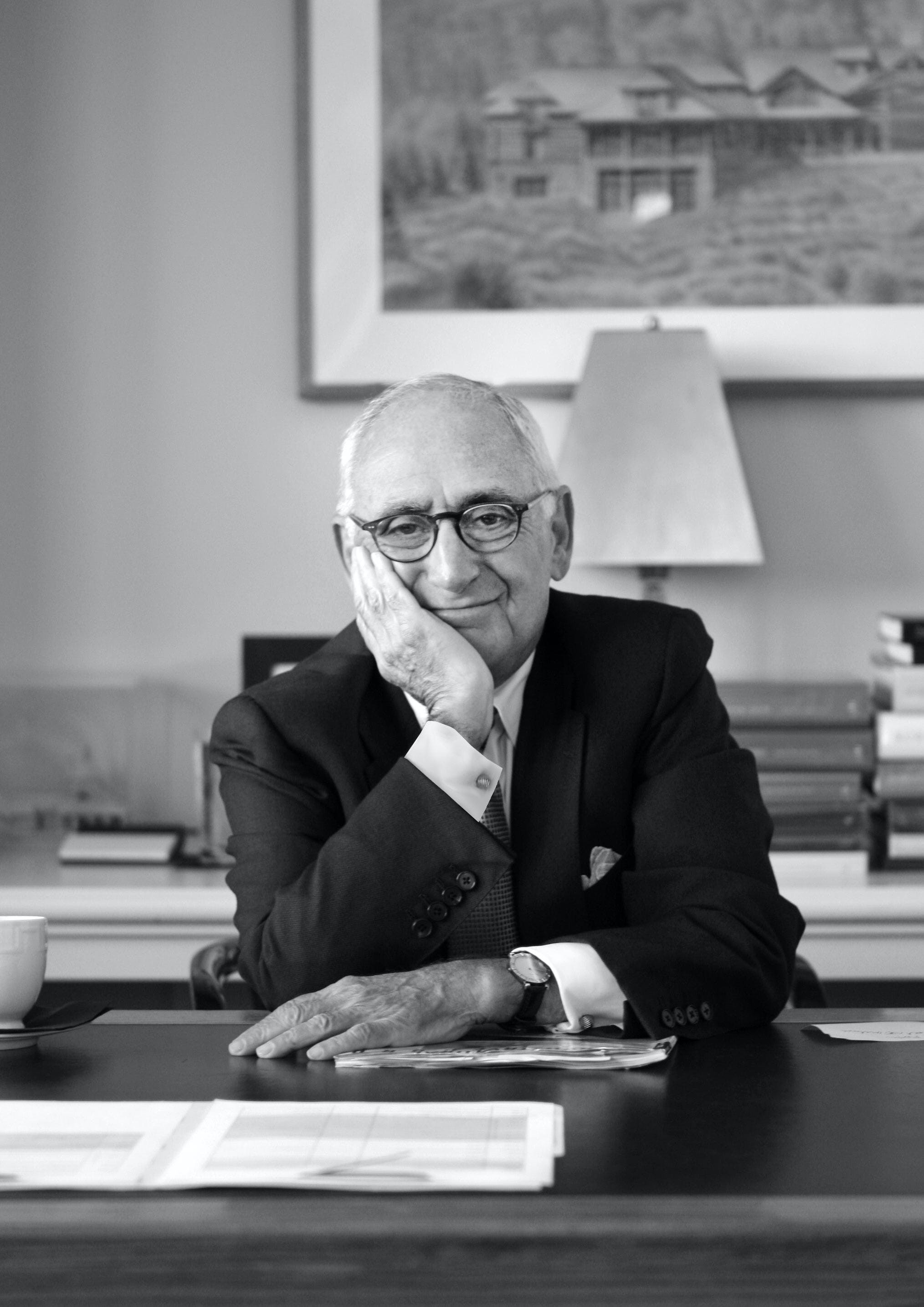 Robert A M  Stern to step down as Dean of Yale School of Architecture