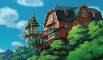 Studio Ghibli theme park to open by 2022