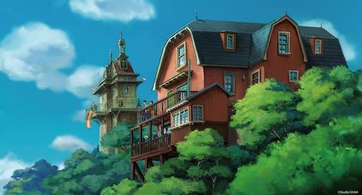 Image: Studio Ghibli.