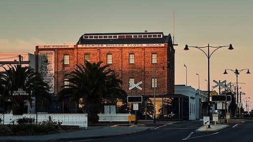 Premier Mill Hotel by spaceagency architects   WA. Photo: Allan Myles.