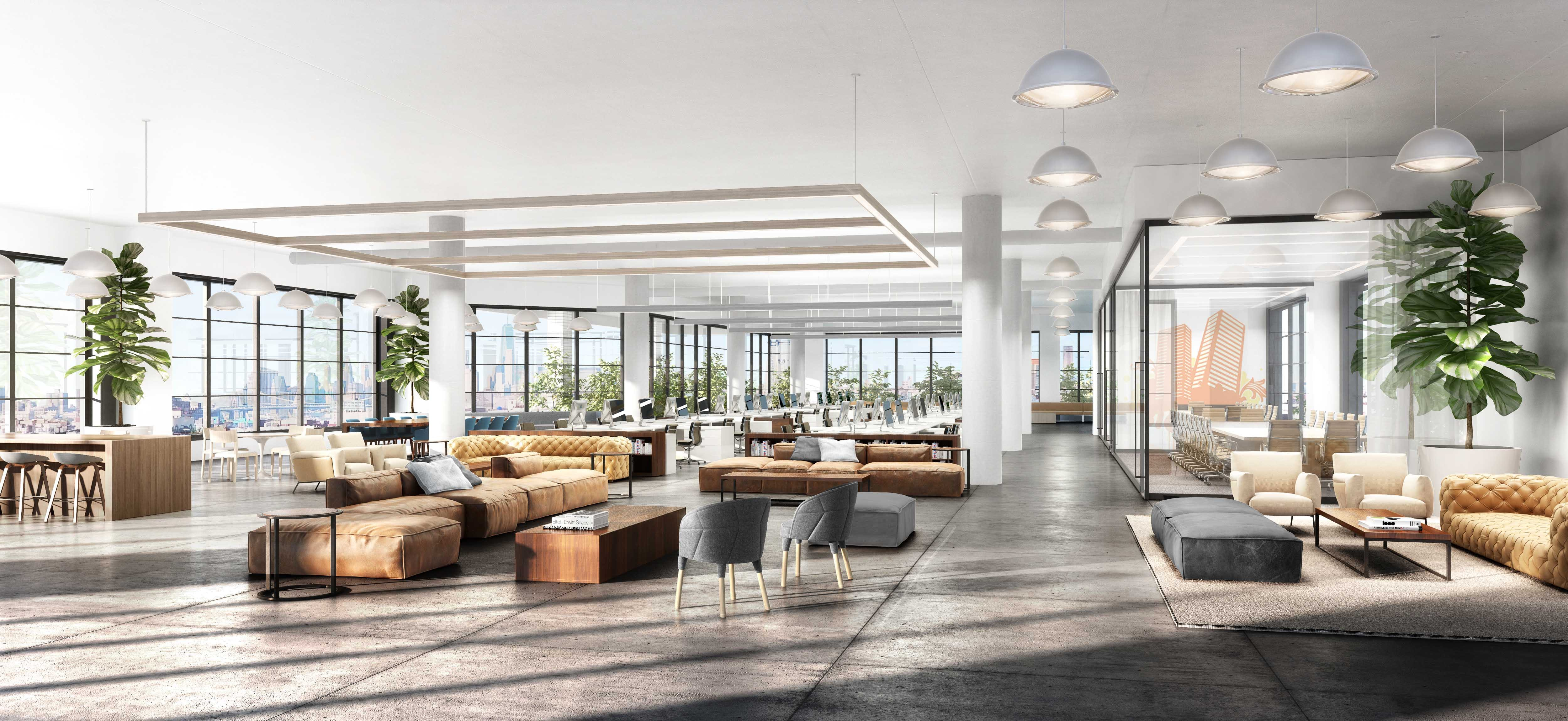 The Dime, Brooklyn NY | Fogarty Finger Architecture PLLC | Archinect