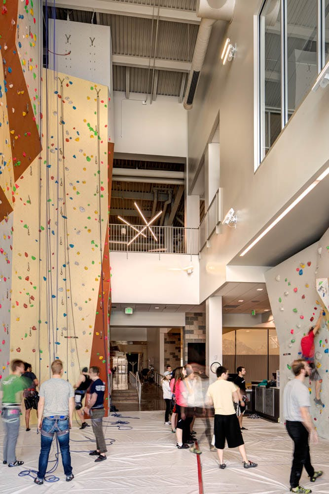Utah state university aggie recreation center logan - Garden state healthcare associates ...