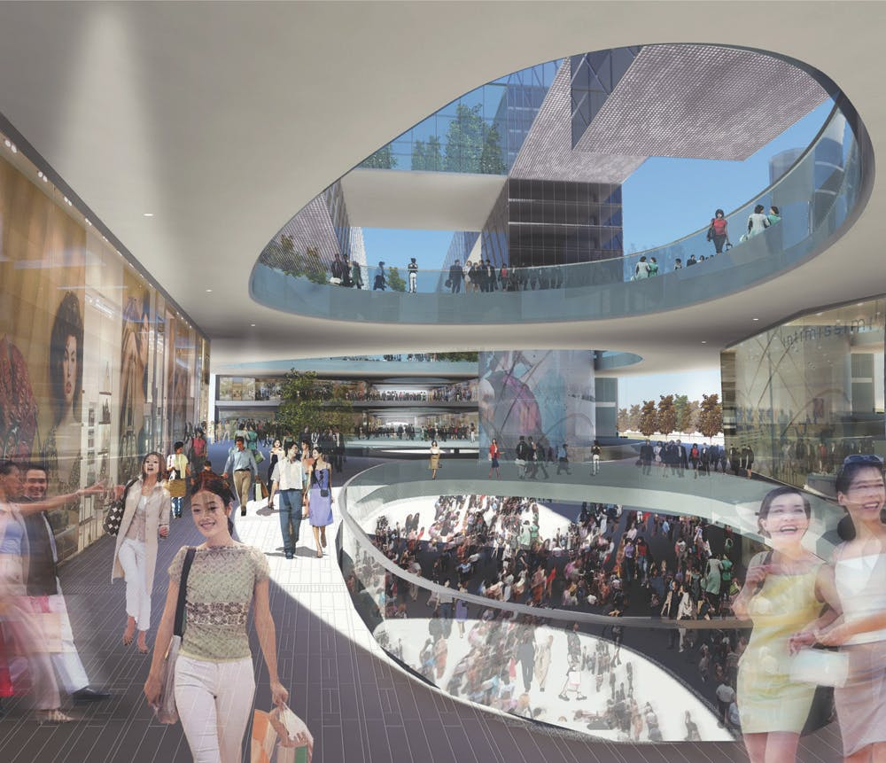 Elk Grove Auto Mall >> Songdo Master Plan   Laguarda.Low Architects, LLC   Archinect