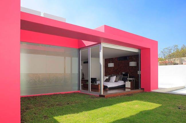 Rinconada House in Zapopan, Mexico by Echauri Morales Arquitectos