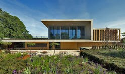 Sainsbury Laboratory is the 2012 RIBA Stirling Prize Winner