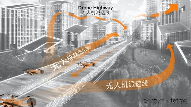 Droneway