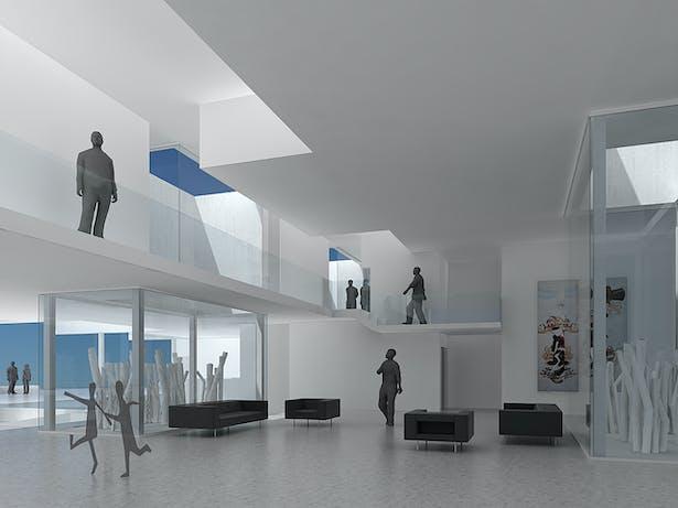 common area - ground floor