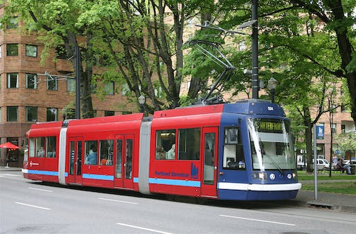 Portland's streetcars have been touted as a success, but the verdict on streetcars, more generally, is far from out. Credit: WikiCommons