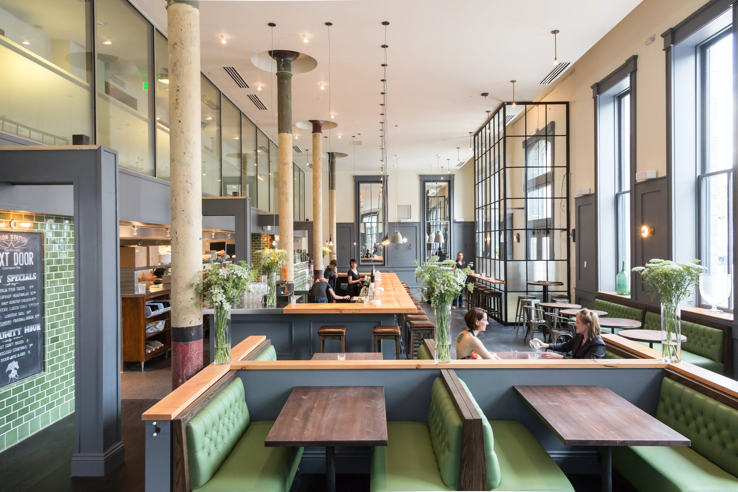 The Kitchen   Next Door: Union Station   Semple Brown   Architects ...