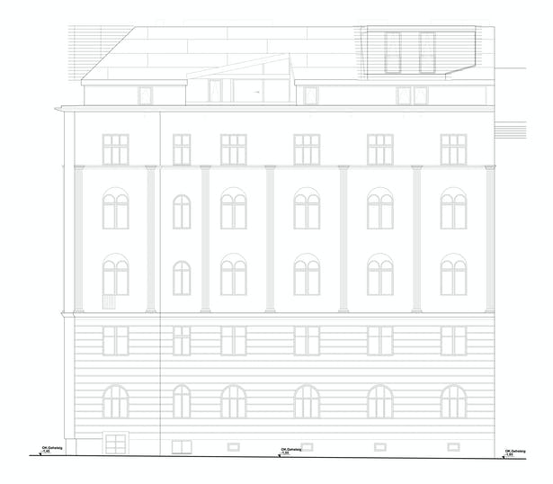 south elevation © HOLODECK architects