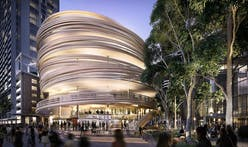 Kengo Kuma to design major Sydney library