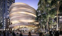 Kengo Kuma to design major Sydney library