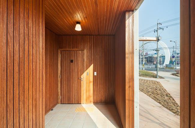 Superflex's 'Power Toilets', designed in close collaboration with NEZU AYMO architects. Image credit Kyungsub Shin.