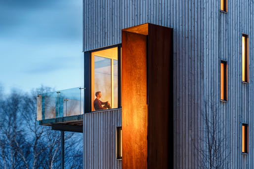 Rabbit Snare Gorge by Omar Gandhi Architect and Design Base 8 (NYC). Image: Doublespace Photography.