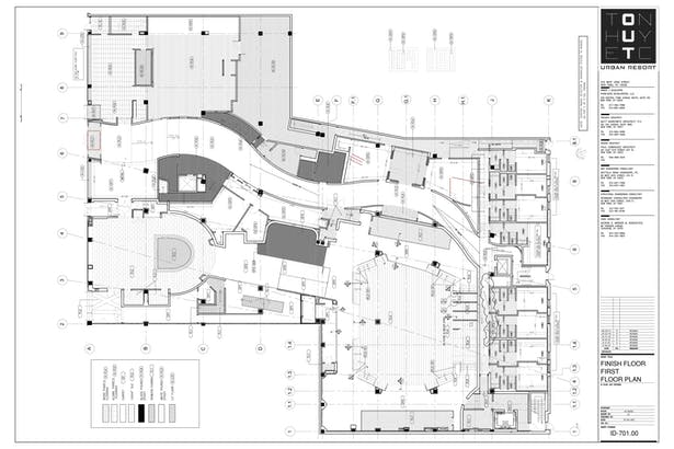 Finish Floor Plan - My Sample Drafting