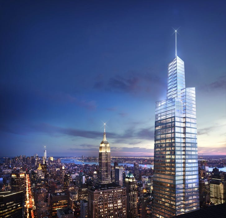 One Vanderbilt, New York. © KPF.