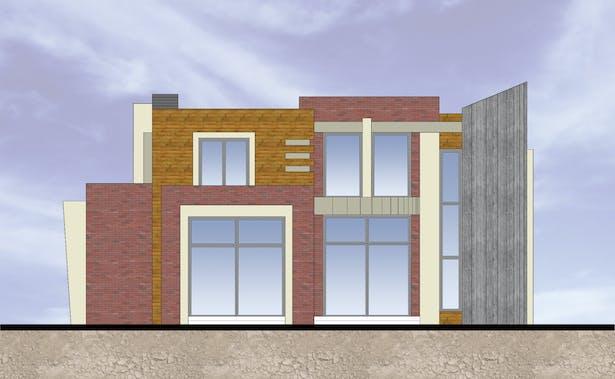 elevation plan proposal
