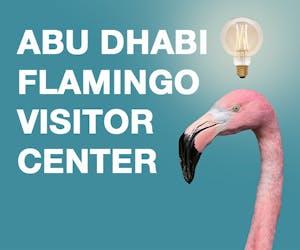Abu Dhabi Flamingo Visitor Centre