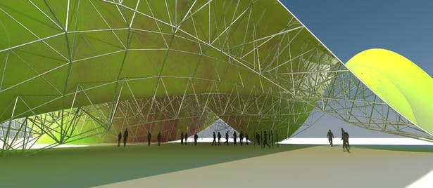Space Frame Follow Surface 6 Grasshopper Download