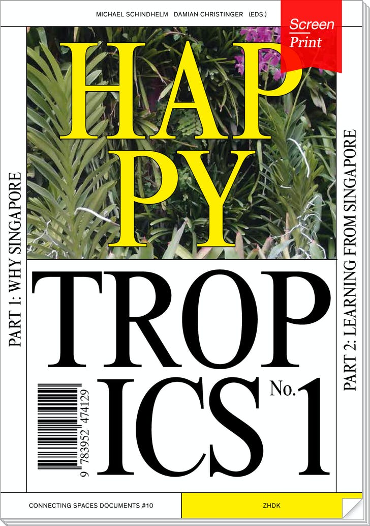 Cover: Happy Tropics 1