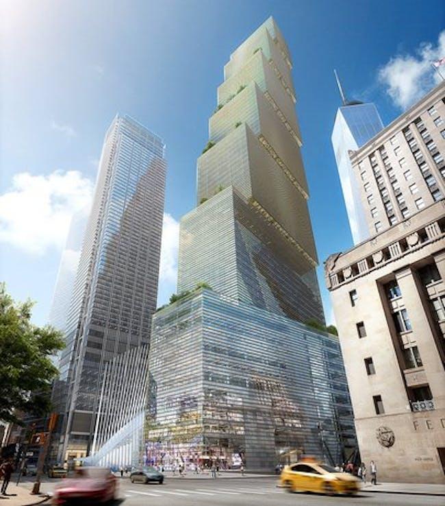 (Courtesy World Trade Center)