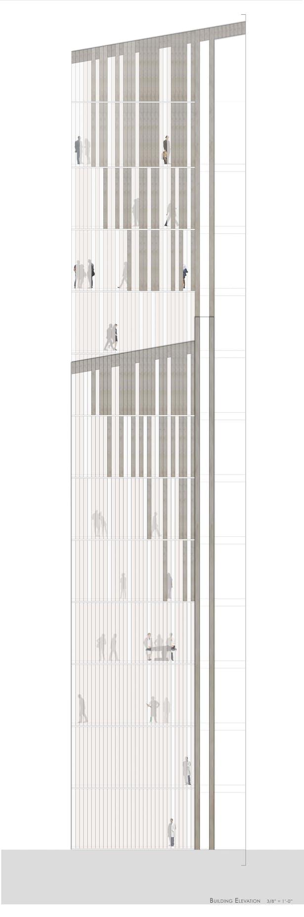 URBAN: Partial Building Elevation