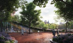BIG presents revised master plan for controversial Smithsonian campus overhaul