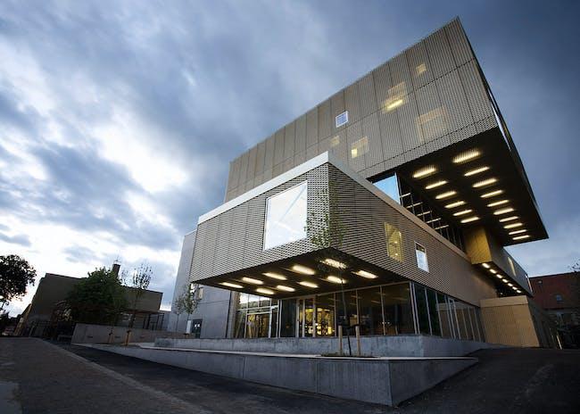 COBE, The Library, Copenhagen NW (Photo: Stamers Kontor)