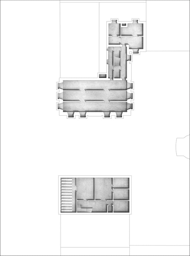 floor plan: basement