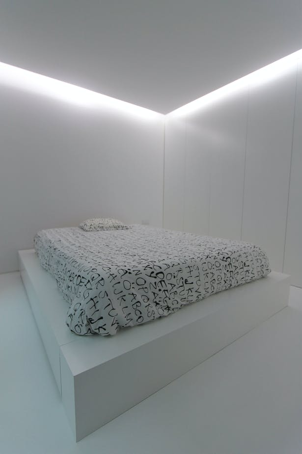 auxiliary bedroom