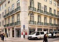 Marisa Lima / rehabilitation of historic building 'Pombalino' in Lisbon