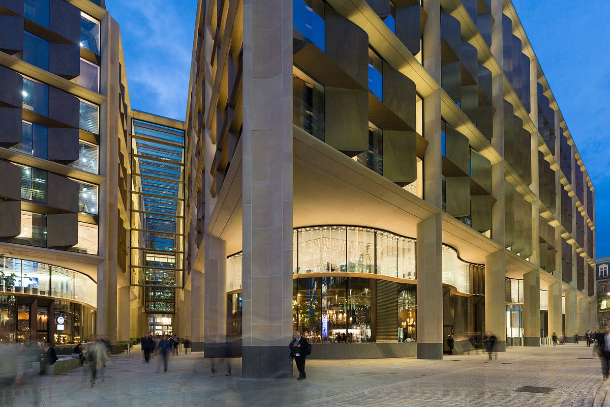 2018 Stirling Prize Awarded To Bloomberg London Office By