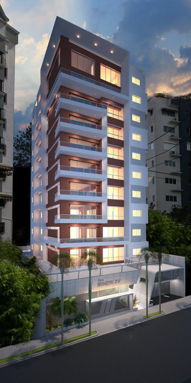 Mineri XV - Residential Tower