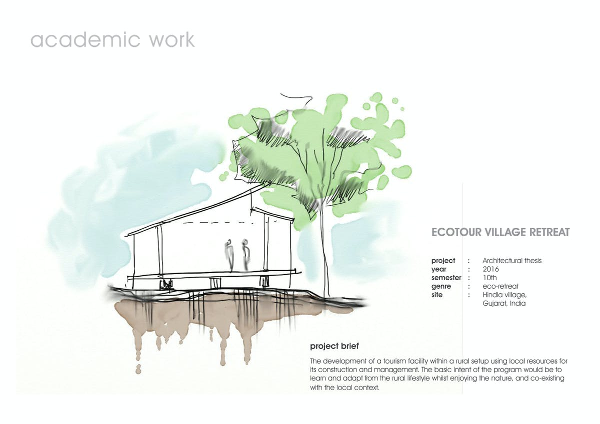 Architectural Design Thesis | Kashyap Bhagat | Archinect