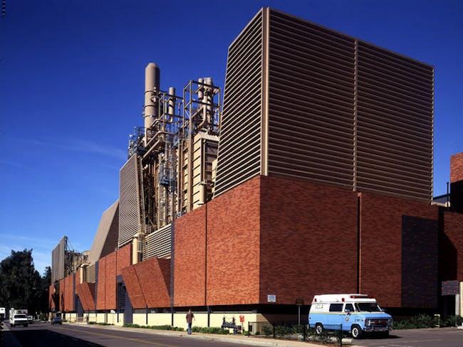 UCLA Chiller Plant + Cogeneration facility JPA :: design under HHPJ