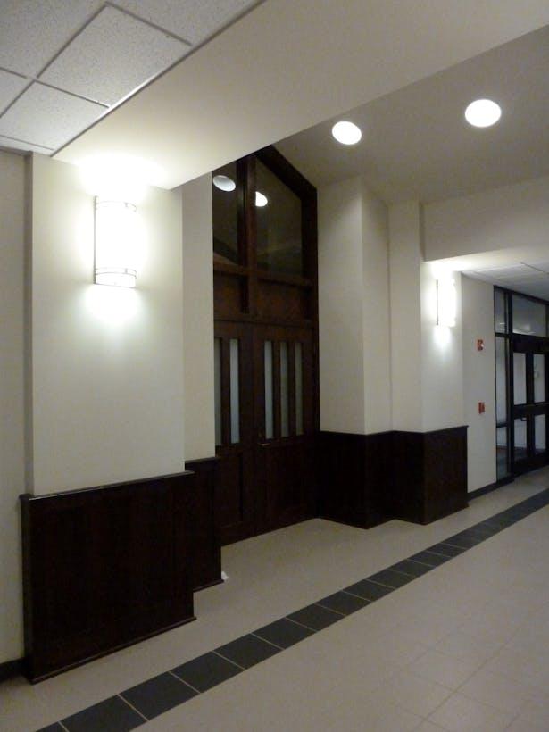 Interior Woodwork