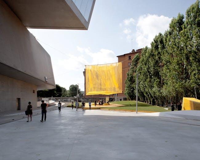 Photo: Alberto Sinigaglia, Courtesy Fondazione MAXXI