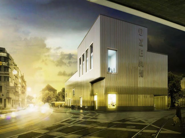 Shortlisted: Bachelard Wagner Architekten